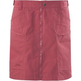 Lundhags Tiven - Vestidos y faldas Mujer - rojo